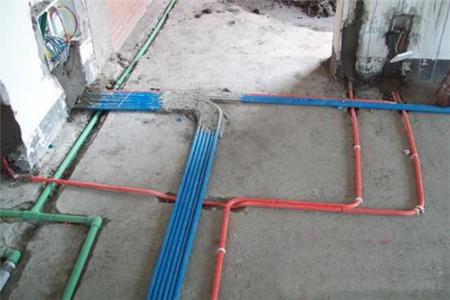 电线线路铺装