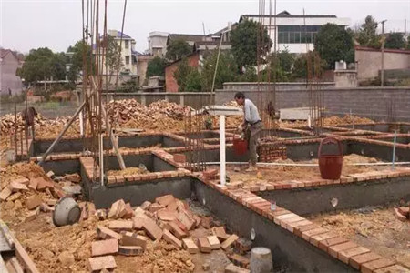 自建房地基施工的步骤有哪些呢?地基加固的方法一定要知!