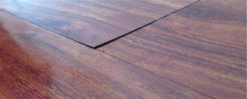 木地板修复方法