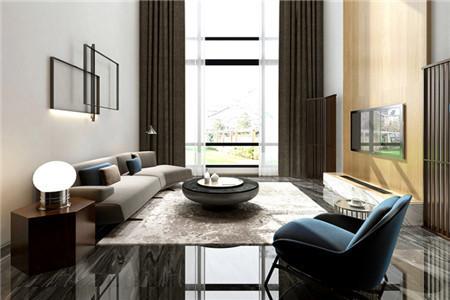 客厅地毯颜色的选择技巧有哪些