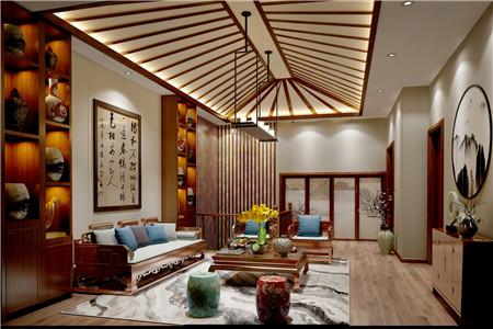 客厅挂什么书法作品寓意好 速来围观客厅挂件装饰品