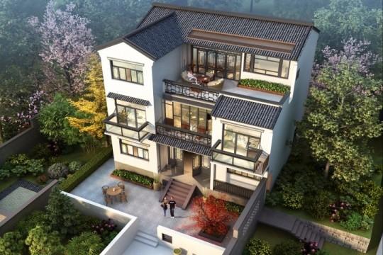 江西乐平张家自建宅院