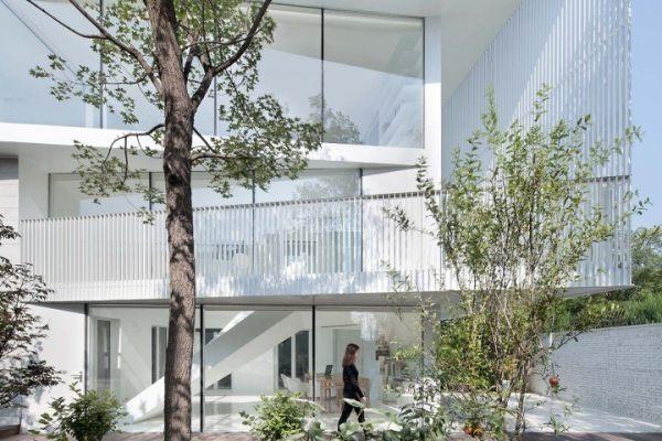 占地15x15层自建别墅设计全套施工图