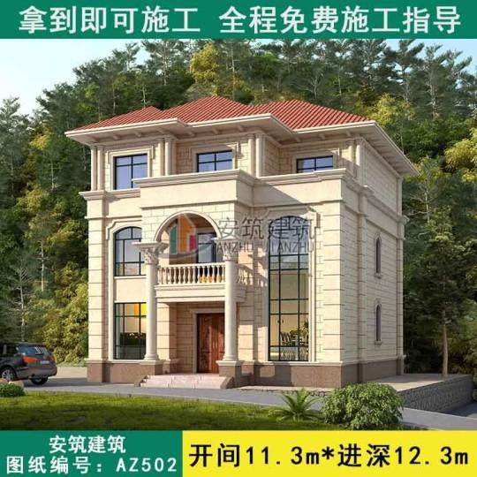 三层最新别墅工场楼房照片