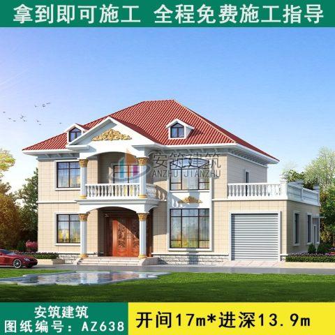 二层房屋设计,土灶台都非常符合农村传统文化