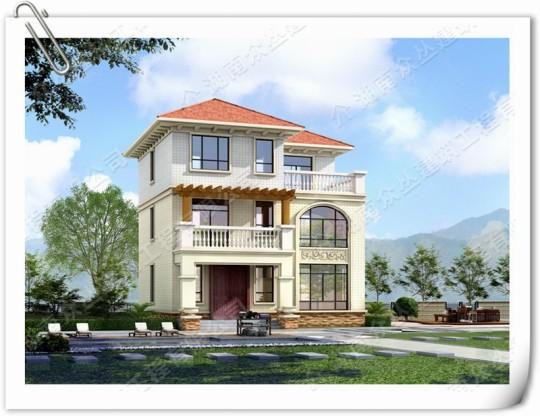 新品40万别墅住宅房屋施工设计图