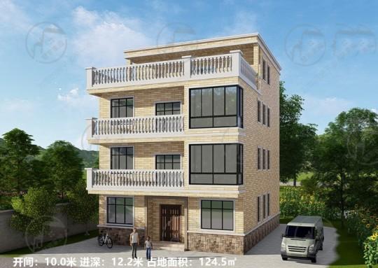 三层半别墅设计,价格仅供参考施工图需十天绘制,购买请联系客服