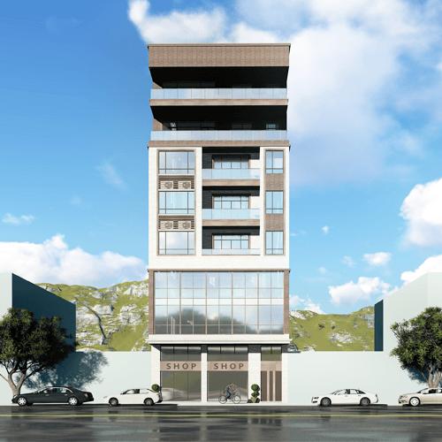 11x25新中式九层自建房设计图