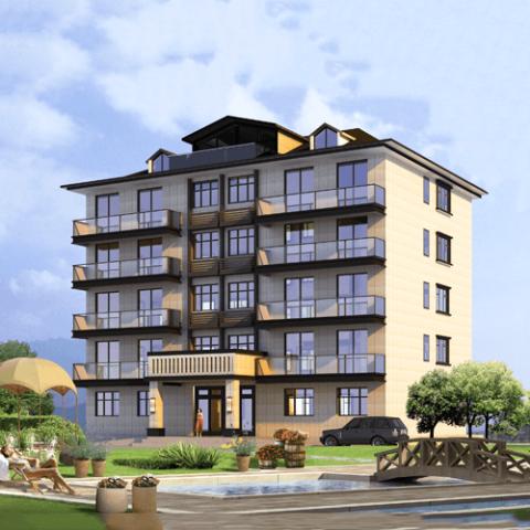 22x15新中式別墅設計圖紙