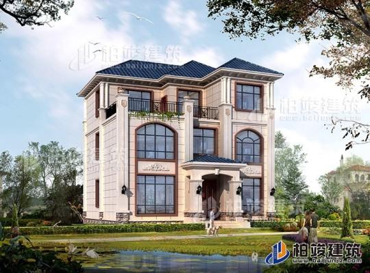 农村三层楼房设计图纸及效果图120平米