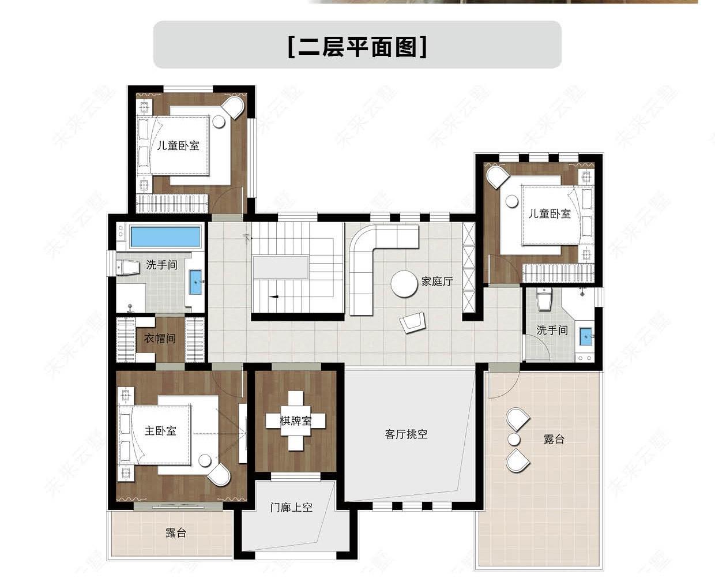 欧式二层别墅设计图施工图
