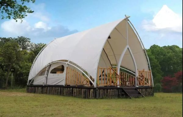 寻路客野奢帐篷系列—帆船房(标准版)