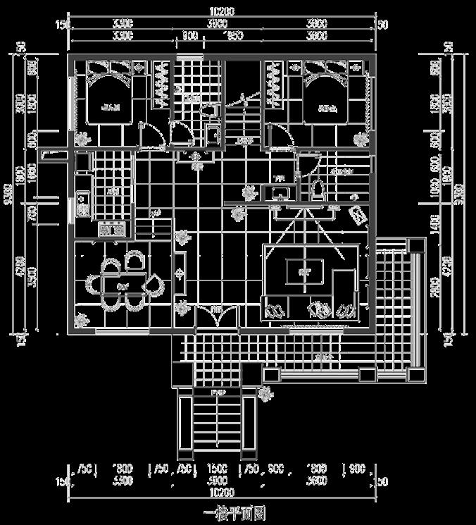 岚墅--(重钢框架结构)