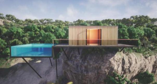 移动I型32—铝合金模块组合房屋