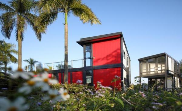 移动豪华169—铝合金模块组合房屋