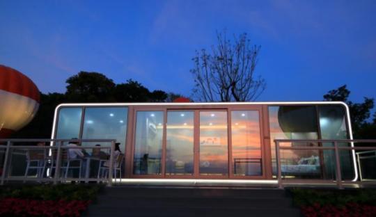 ALPOD-R(住宅)—铝合金模块组合房屋