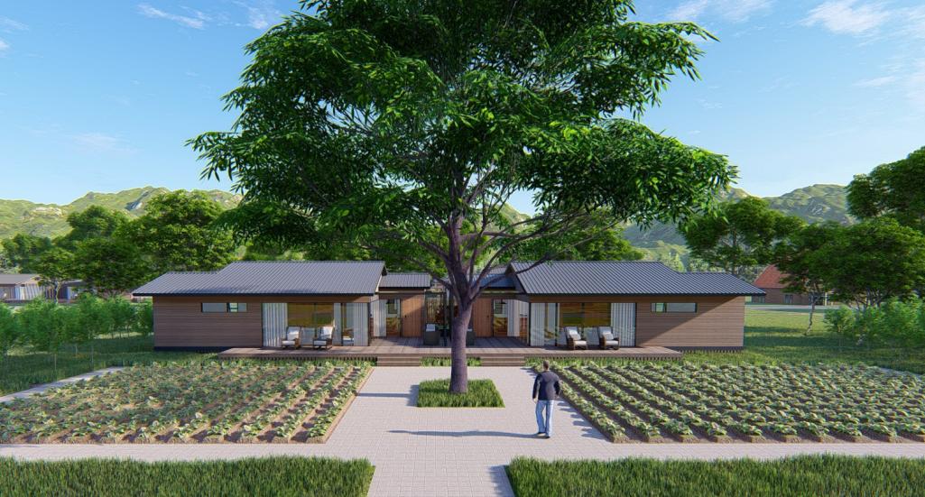 庄园木墅2—玮莱度假房屋