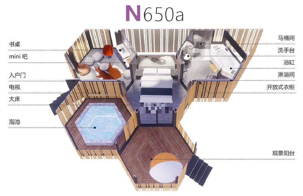 Nest 蜂巢模块度假屋