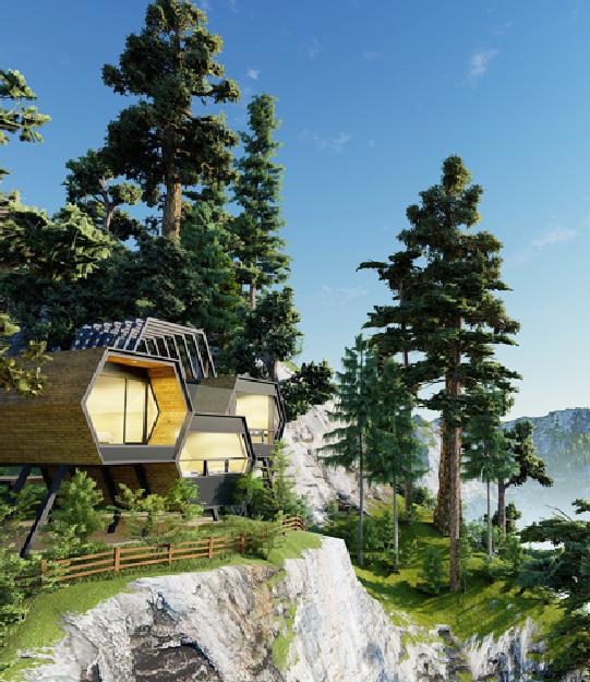TreeTop 架空树屋