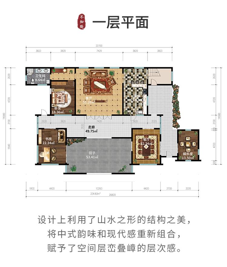 华创美宅别墅建造【不知处】精装交付