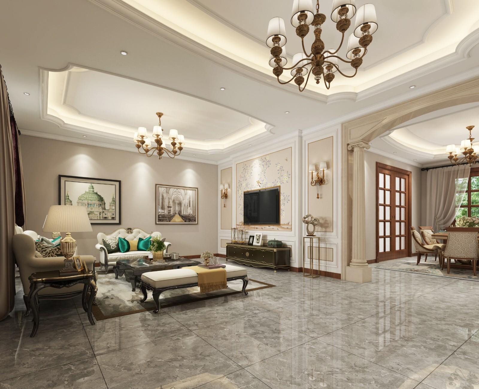 618狂欢升级:A1占地120㎡简欧二层6室2厅别墅,38万搬回家!